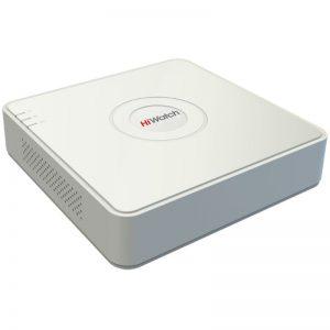 4-канальный гибридный видеорегистратор HiWatch DS-H104G