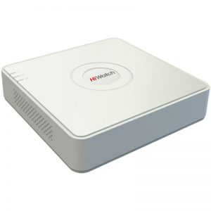 8-канальный видеорегистратор HiWatch DS-H208Q