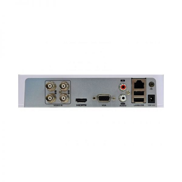 Мультистандартный видеорегистратор HiWatch DS-H204Q
