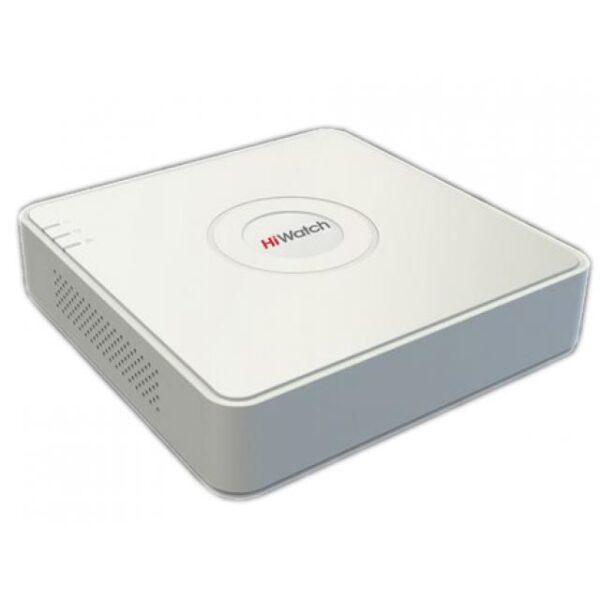 4-канальный IP-видеорегистратор HiWatch DS-N204 (B)