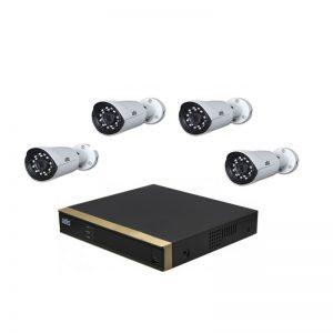 Комплект для частного дома – 4 HD камеры