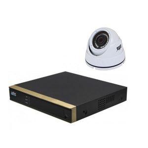 Комплект видеонаблюдения 1 Мп. для помещений