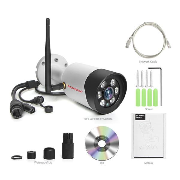 5 Мп Wifi IP-камера